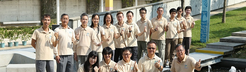 Hong Kong Wetland Park Volunteer Charter